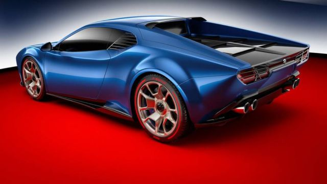 Project Panther- a Lamborghini into a DeTomaso Pantera (4)