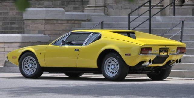 Project Panther- a Lamborghini into a DeTomaso Pantera (2)