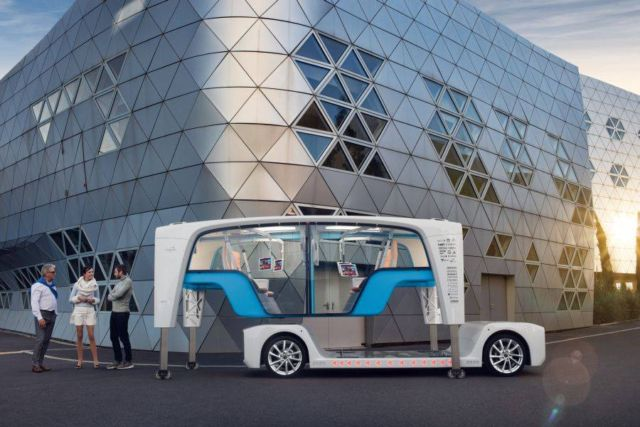 Rinspeed Snap self-driving cars (7)