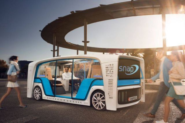 Rinspeed Snap self-driving cars (6)