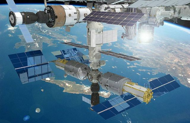 Russia to build a Luxury Hotel on the Space Station