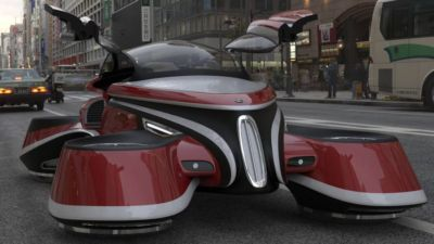 The Hover Coupe Flying car concept (13)