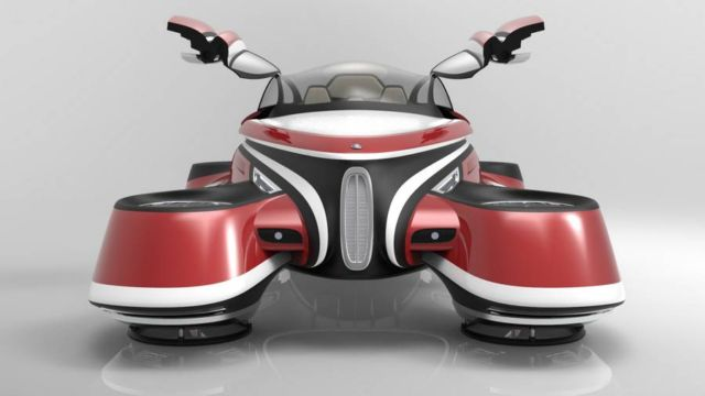 The Hover Coupe Flying car concept (12)