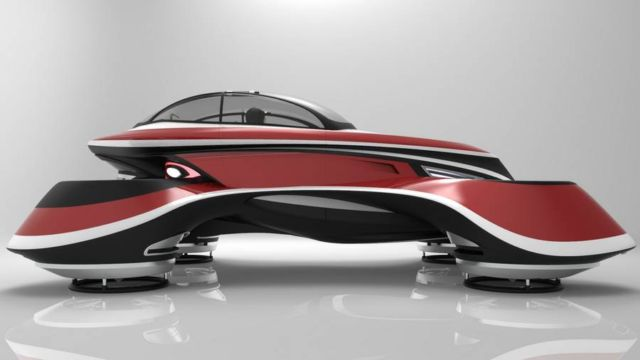 The Hover Coupe Flying car concept (11)