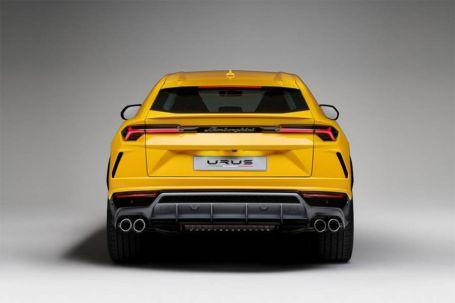 The New Lamborghini Urus SUV (4)