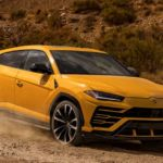 The New Lamborghini Urus SUV (5)