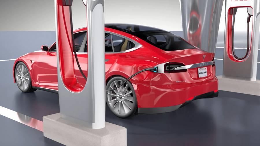 This is how an Electric Car works