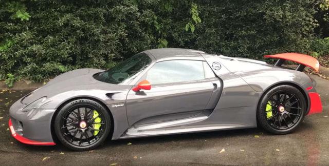 This is why Porsche 918 Spyder is worth $1.7 million