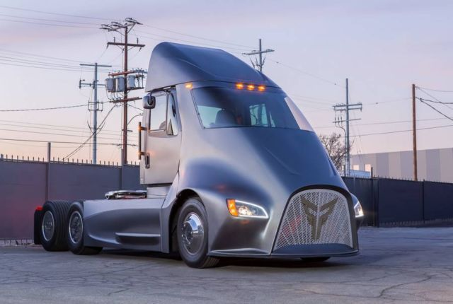 Thor ET-One electric Semi Trucks (4)