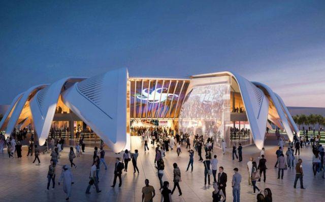 UAE Pavilion at EXPO 2020 (3)