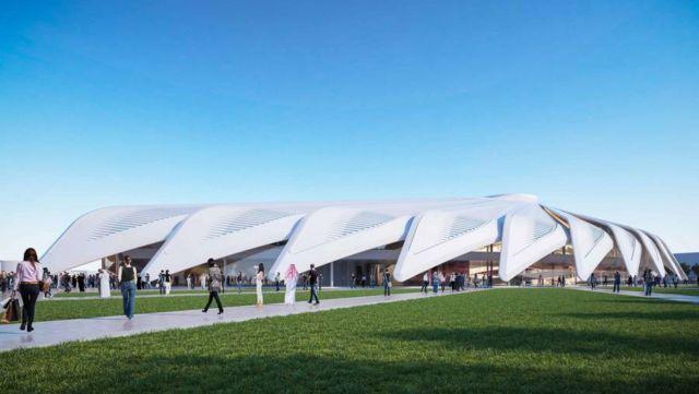 UAE Pavilion at EXPO 2020 (2)