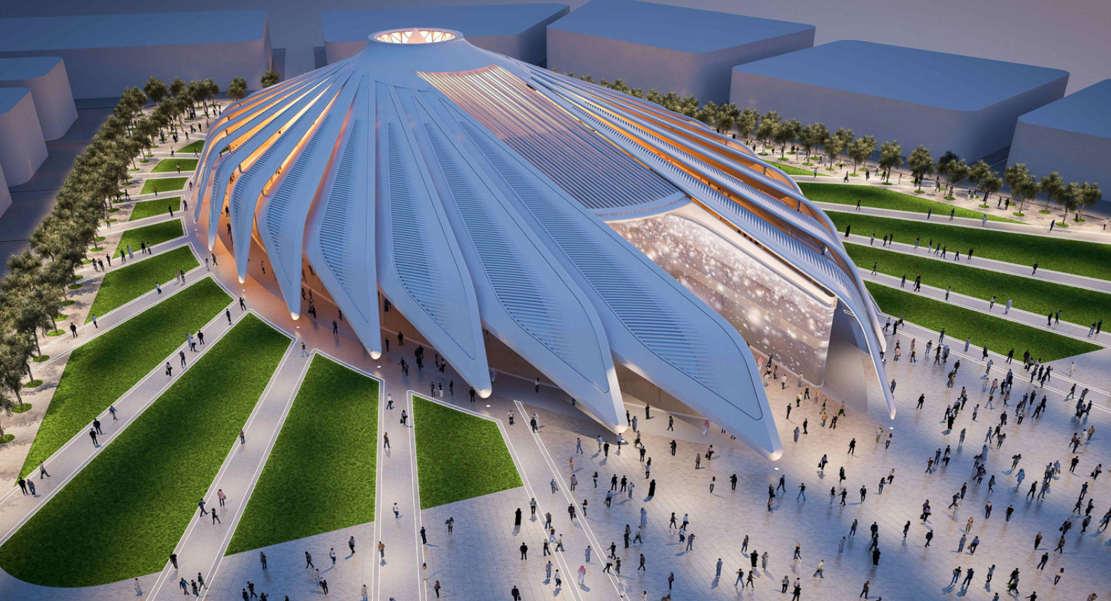 UAE Pavilion at EXPO 2020 (1)