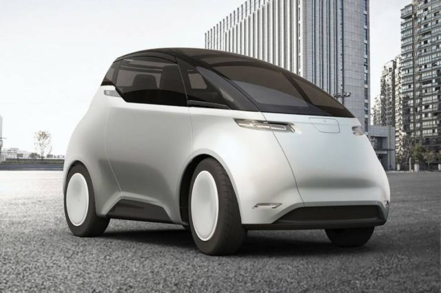 Uniti Electric city car