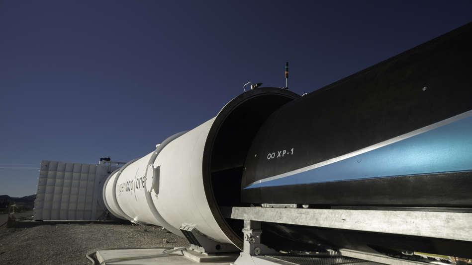 Virgin Hyperloop One sets new Speed Record