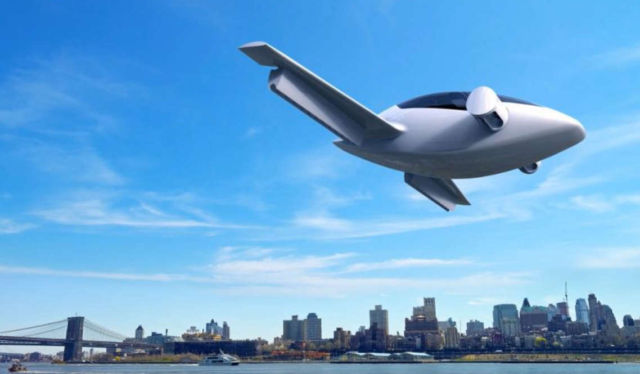 World's First All-Electric VTOL Jet Tested