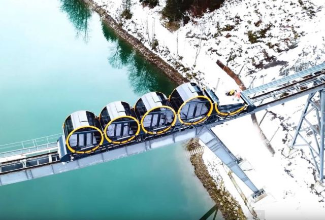 World's steepest funicular railway (2)