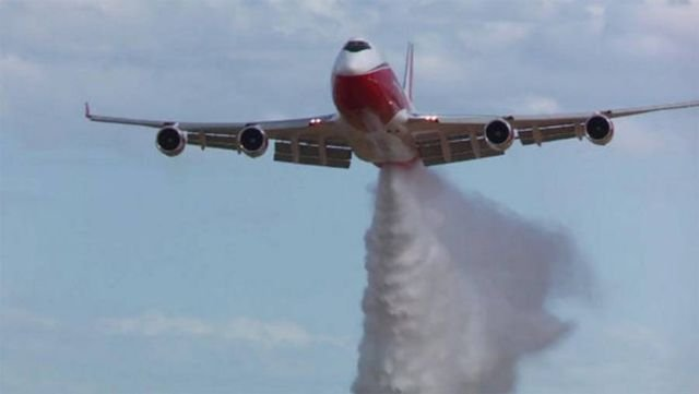 World's Largest Firefighting Airplane