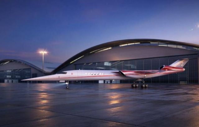 Lockheed Martin and Aerion Supersonic business jet (5)