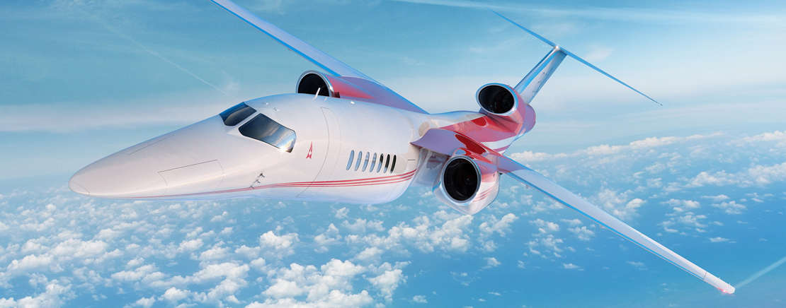 Lockheed Martin and Aerion Supersonic business jet (1)