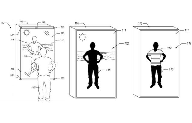 Amazon Mirror that Dresses you in Virtual Clothes