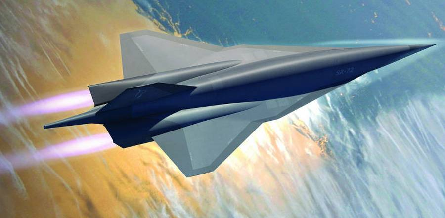 Hypersonic SR72