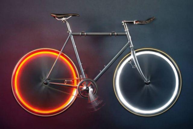 Arara- Battery-free Bicycle Lights