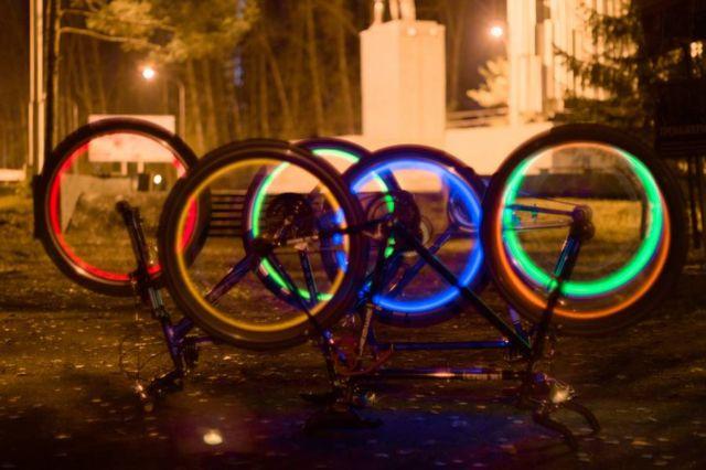 Arara- Battery-free Bicycle Lights (2)