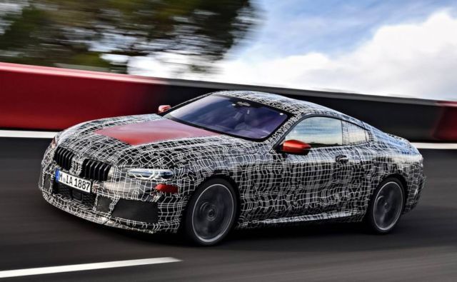 BMW tests the new 8 series (3)