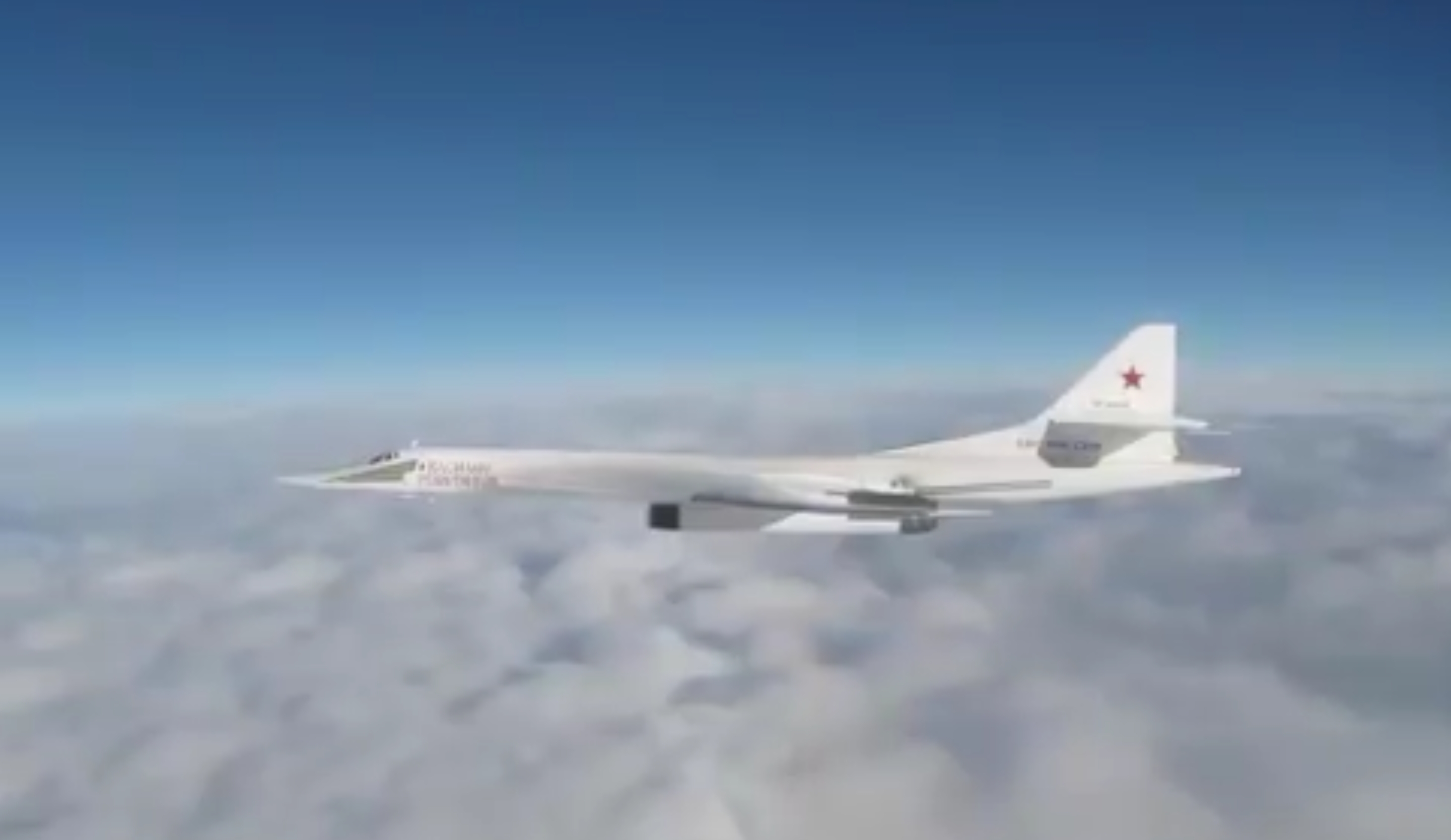 Russian Tu-160s