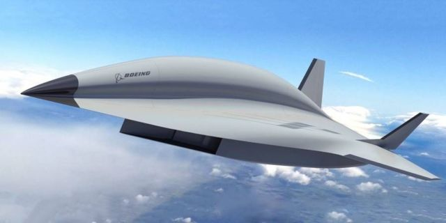 Boeing Hypersonic aircraft