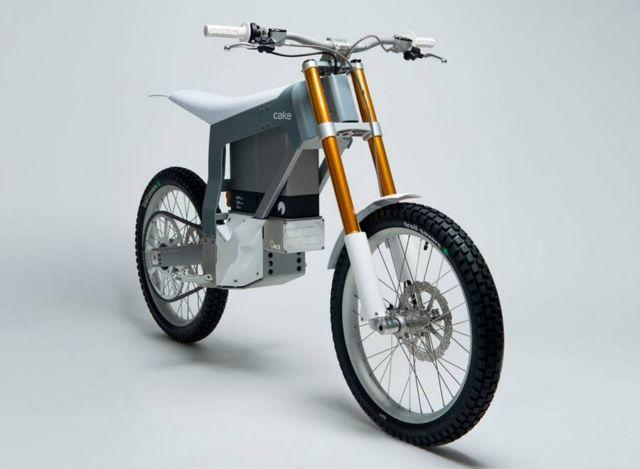 Cake Kalk electric motorbike