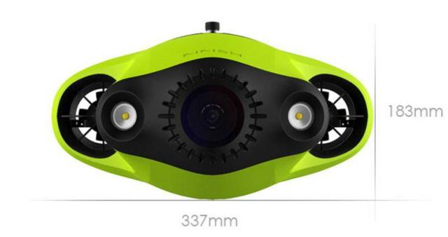 Fifish P3 Underwater robot (3)