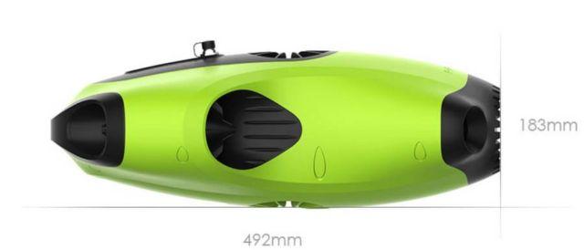 Fifish P3 Underwater robot (2)