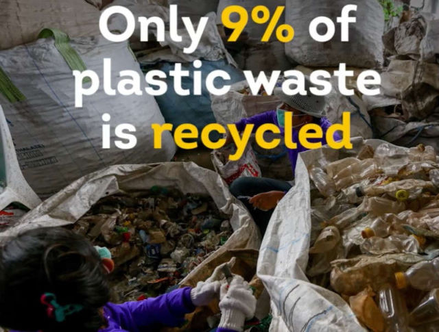 Horrifying facts about our Plastic Waste