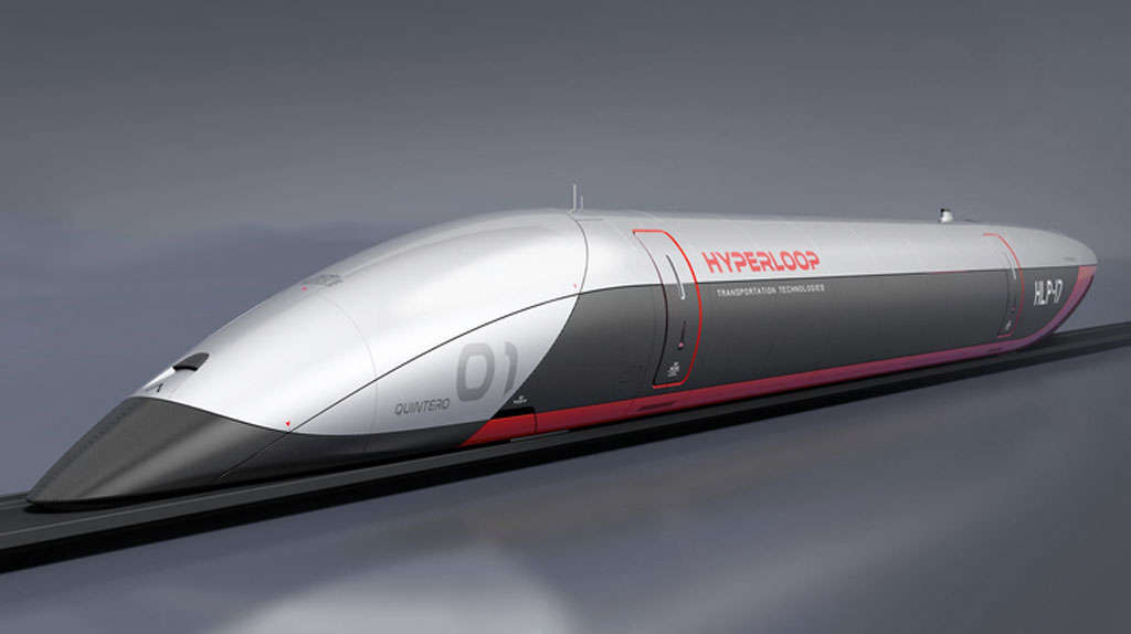Hyperloop TT Upcoming Track