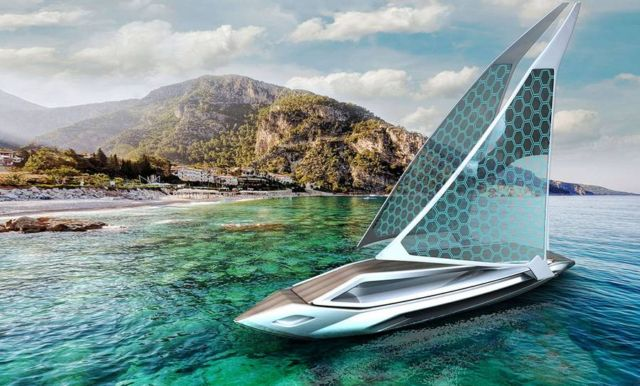 Kathreen Solar Sailing Yacht