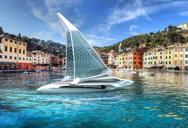 Kathreen Solar Sailing Yacht (3)