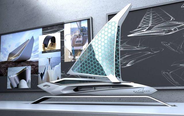 Kathreen Solar Sailing Yacht (2)