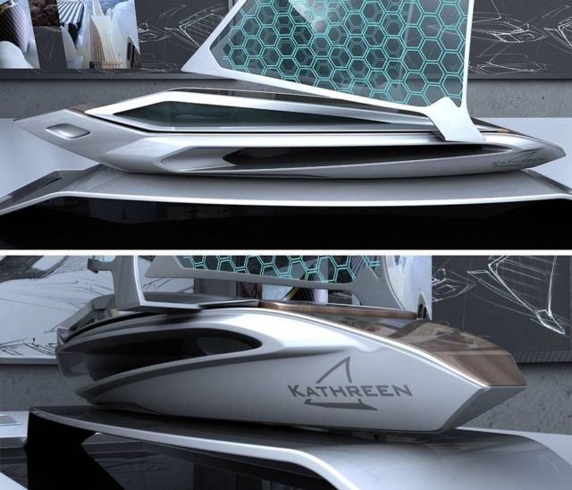 Kathreen Solar Sailing Yacht (1)