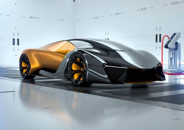 Lamborghini Belador