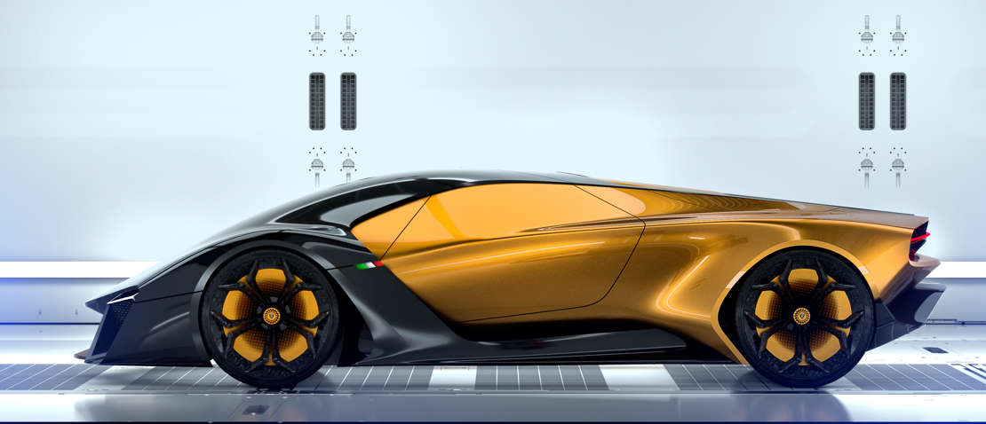 Lamborghini Belador (1)