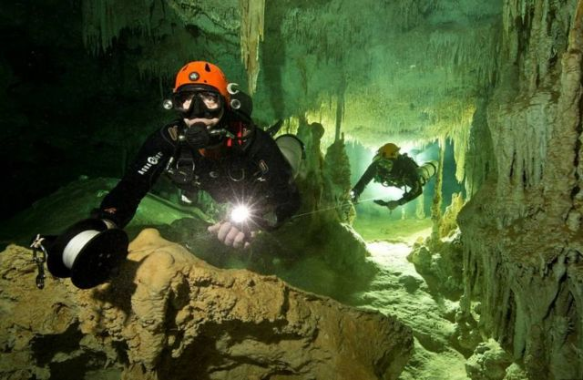 Largest known Flooded Cave on Earth discovered