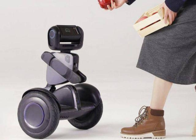 Loomo Segway Robot