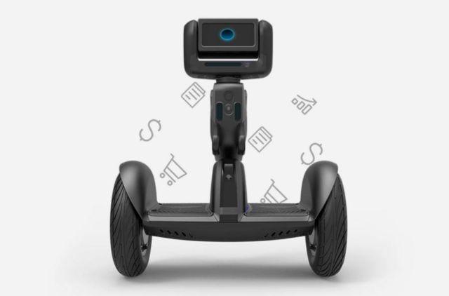 Loomo Segway Robot (1)