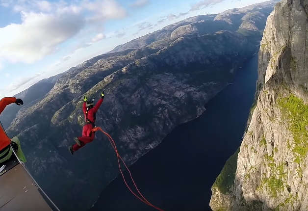 Record Rope Jump