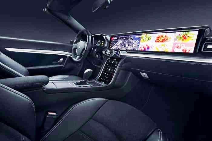 The new Samsung Digital Cockpit
