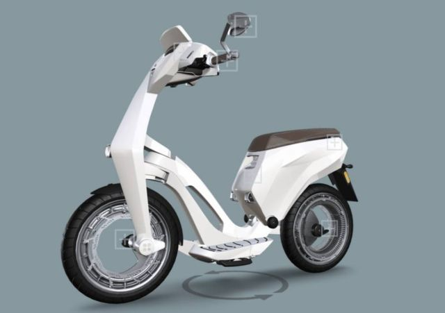 UJET Electric Scooter (1)