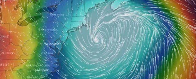 Bomb Cyclone'