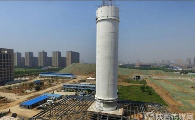 World's largest Air Purifier in China