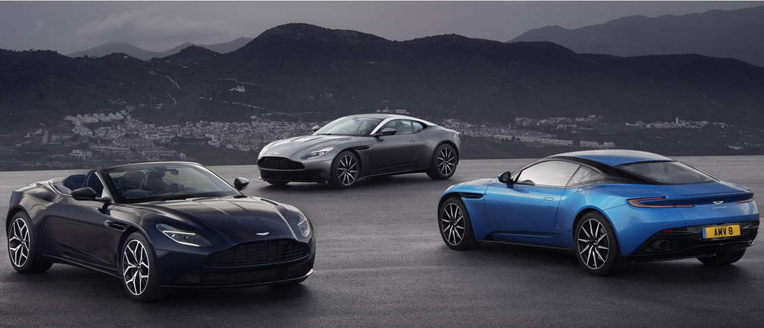 Aston Martin at the Geneva Motor Show 2018 (1)